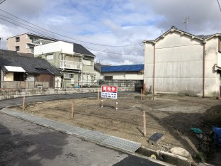 新築一戸建『富田林西口駅』徒歩3分 敷地面積40坪 建延30坪 画像1